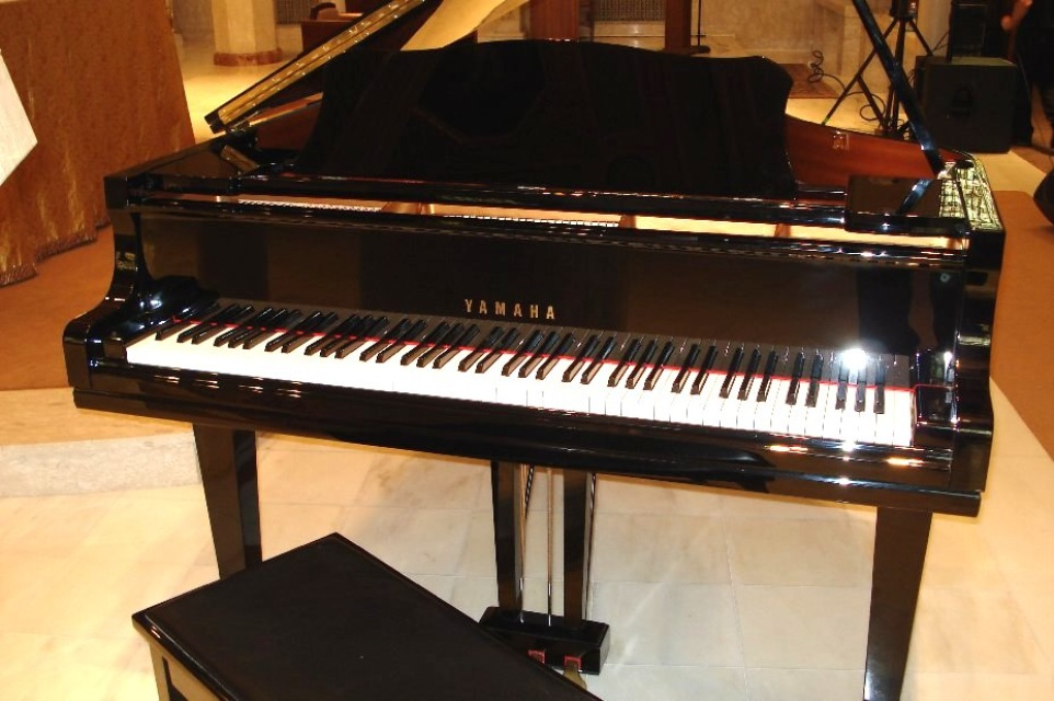 Yamaha Gc1 5 3 Quot Grand Piano Ebony Polish Sold